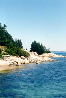 Island of Penobscot Bay